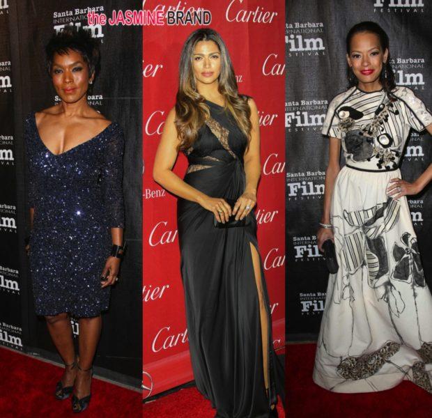 [Photos] Angela Bassett, Idris Elba & Forest Whitaker Hit Palm Springs Film Festival & More Red Carpets