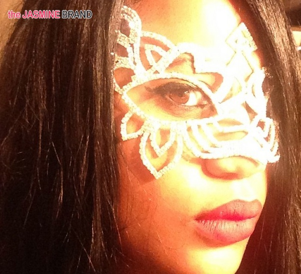 angie beyince-tina knowles-60th birthday party-masquerade ball-the jasmine brand