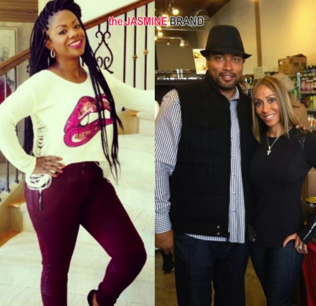 Kandi Burruss Blasts Ex-Boyfriend, Retired NFL'er Chuck Smith: Stop Lying!