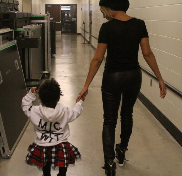 [Photos] More Adorable Moments of Beyonce, Blue Ivy & Jay Z