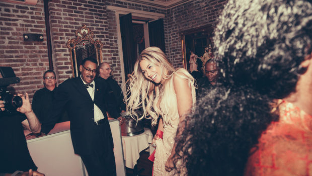 Fit For A Queen! Beyonce Releases Official Photos of Mama Tina Knowles Mardia Gras Bash