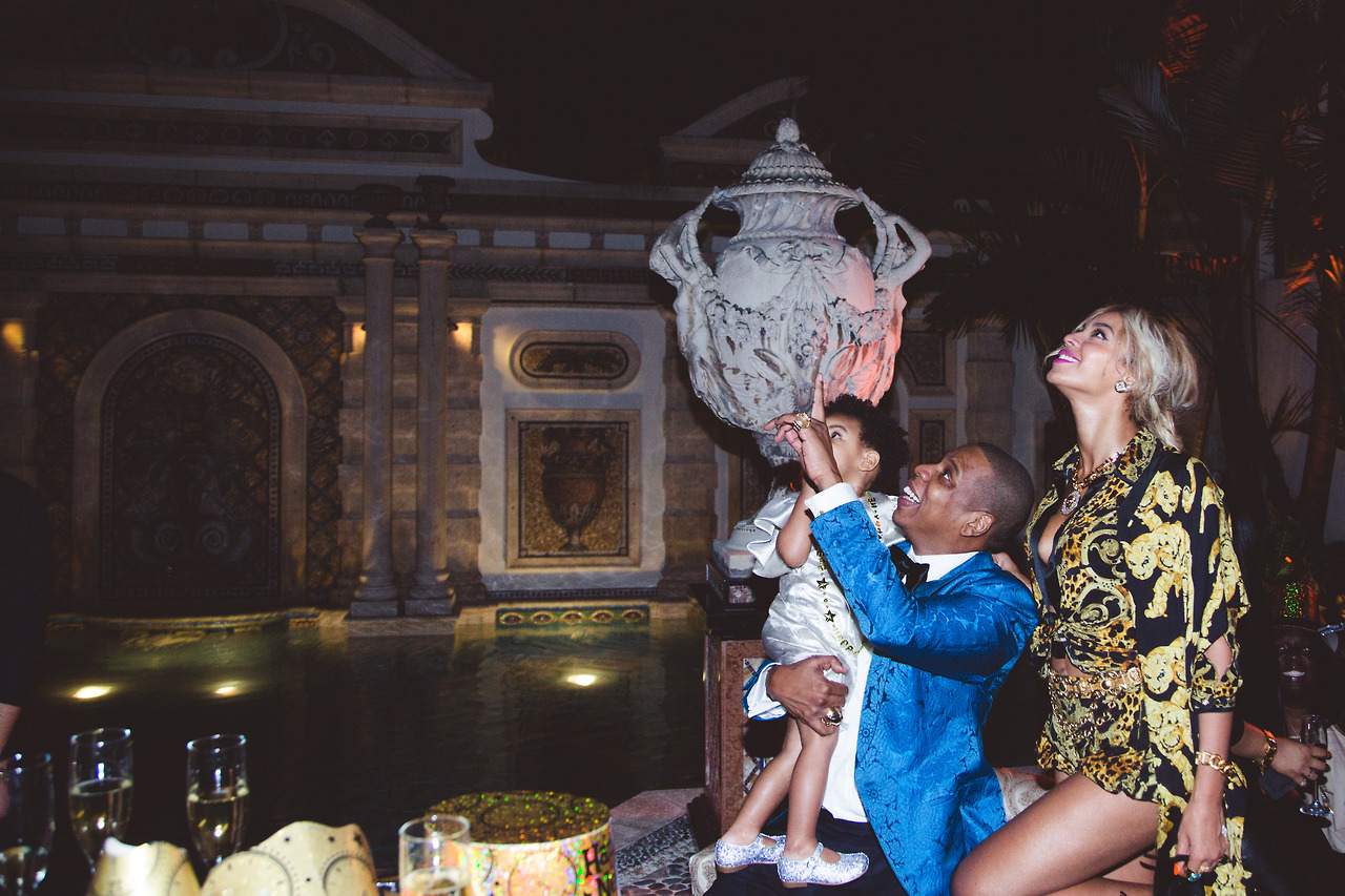 blue ivy carter - The Celebrity Baby Power Rankings—Which Famous Kid ...