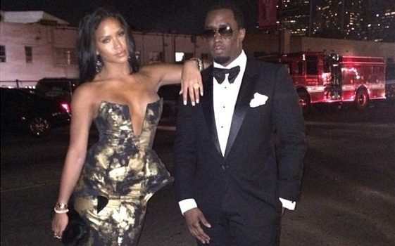 Left Overs: Cassie, Diddy, Idris Elba & Sanaa Lathan Hit Golden Globes After Parties