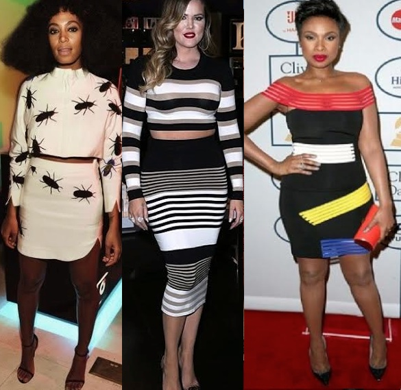 [Celebrity Fashion] You're Such A Show Off: Solange Knowles, Khloe Kardashian, J.Hud & More