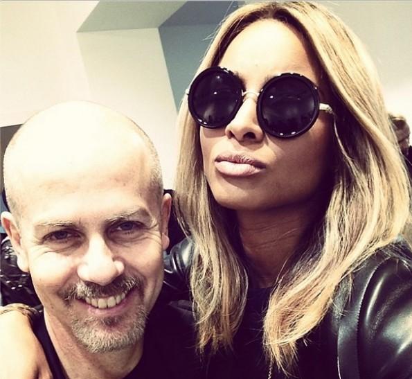 ciara-Fall 2014 Calvin Klein Collection runway show 2014-the jasmine brand