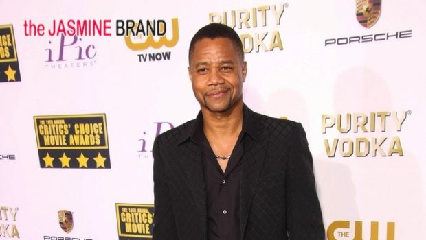 Cuba Gooding, Jr.'s Lawyer Tries To Use Sexual Assault Accuser's Breast Size As Defense