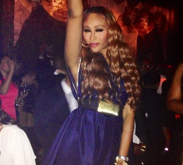 cynthia bailey-golden globes after party 2014-the jasmine brand