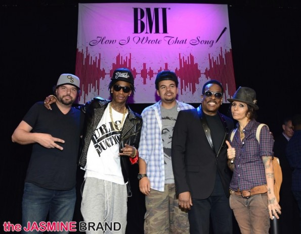 dallas davidson-wiz khalifa-alex da kid-charlie wilson-linda perry-GRAMMY AWARD NOMINEES AND HITMAKERS SHARE SONGWRITING SECRETS AT BMI-HOW I WROTE THAT SONG-the jasmine brand