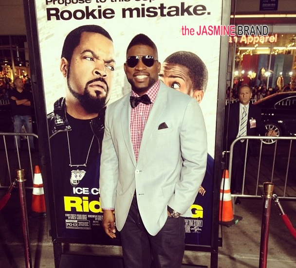 david banner-ride along premiere los angeles-the jasmine brand