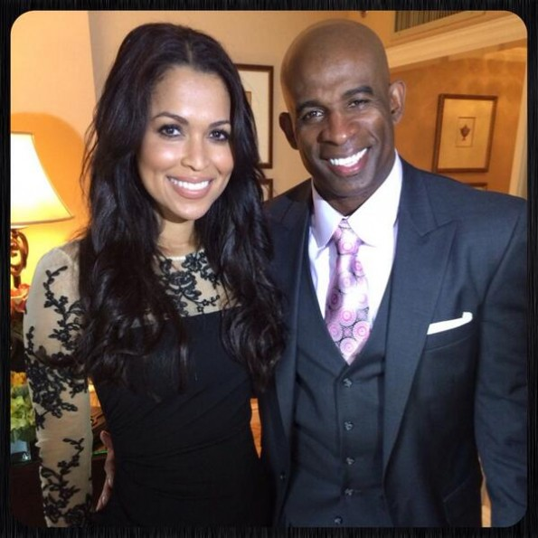 deion sanders-pilar sanders-new reality show-deionplaybook own-the jasmine brand