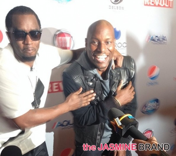 diddy-launches revolt live studio-the jasmine brand
