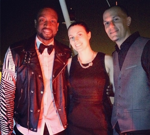 dwayne wade- 32nd yacht birthday party 2014-the jasmine brand