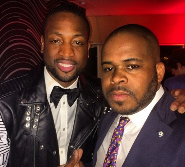 dwayne wade-yacht birthday bash 2014-the jasmine brand