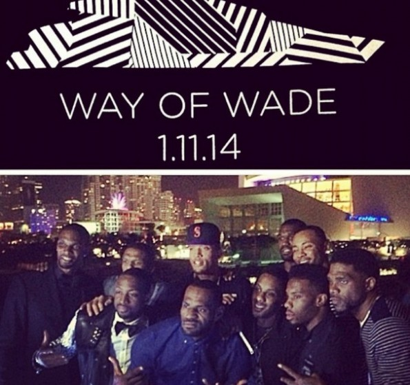 dwayne wade-yacht birthday party 2014-way of wade-the jasmine brand