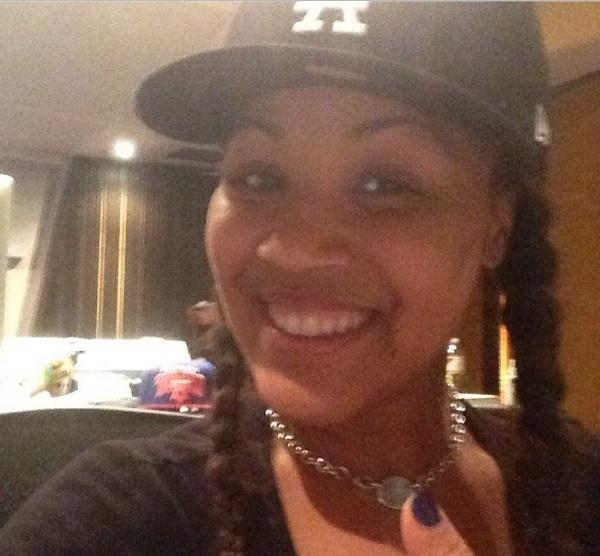 erica campbell-selfie-the jasmine brand