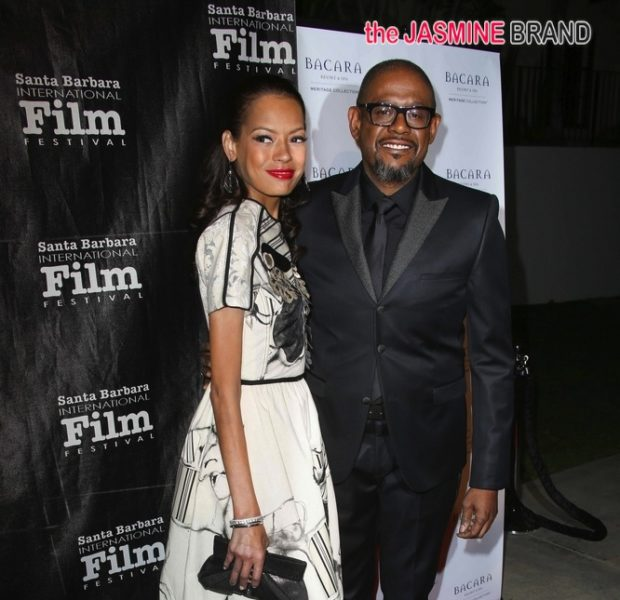 Forest Whitaker Files For Divorce After 2 Decades Of Marriage