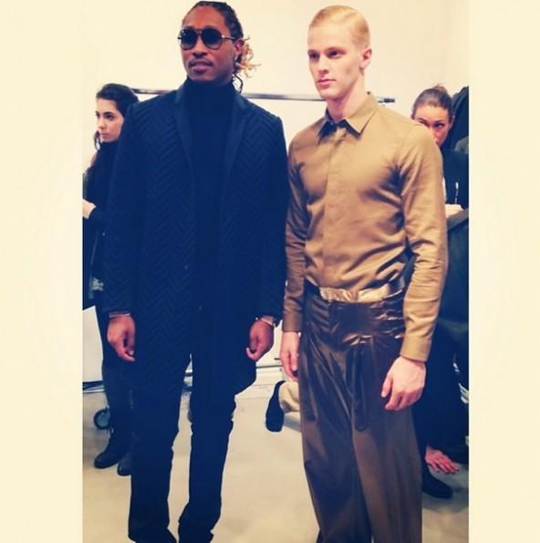 future-Fall 2014 Calvin Klein Collection runway show 2014-the jasmine brand