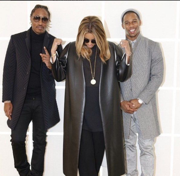 future-ciara-victor cruz-Fall 2014 Calvin Klein Collection runway show 2014-the jasmine brand