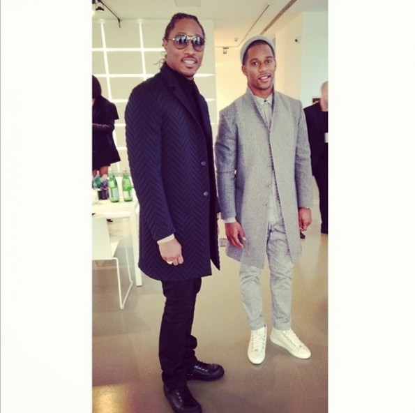 future-victor cruz-Fall 2014 Calvin Klein Collection runway show 2014-the jasmine brand