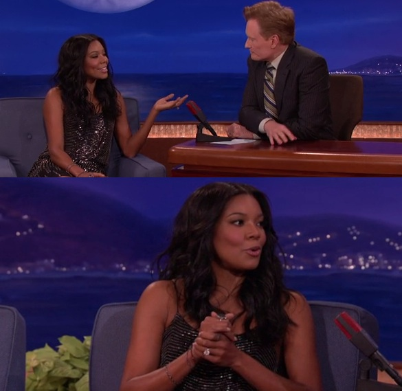 gabrielle union-conan-the jasmine brand