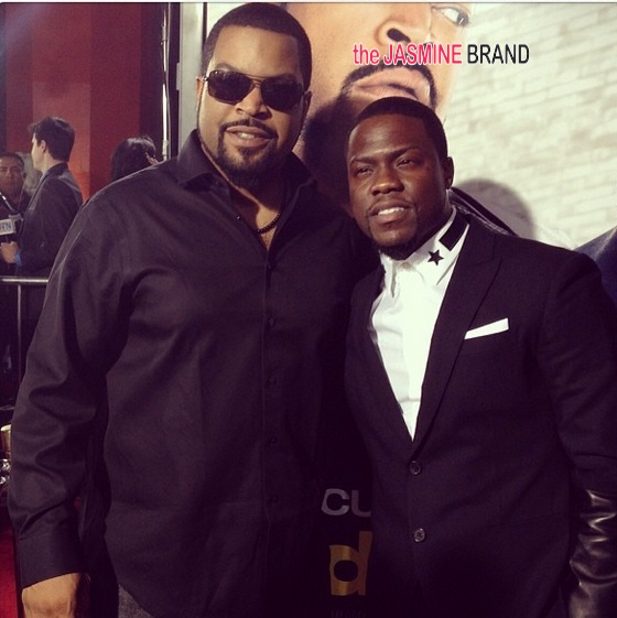 ice cube-kevin hart-ride along premiere los angeles-the jasmine brand