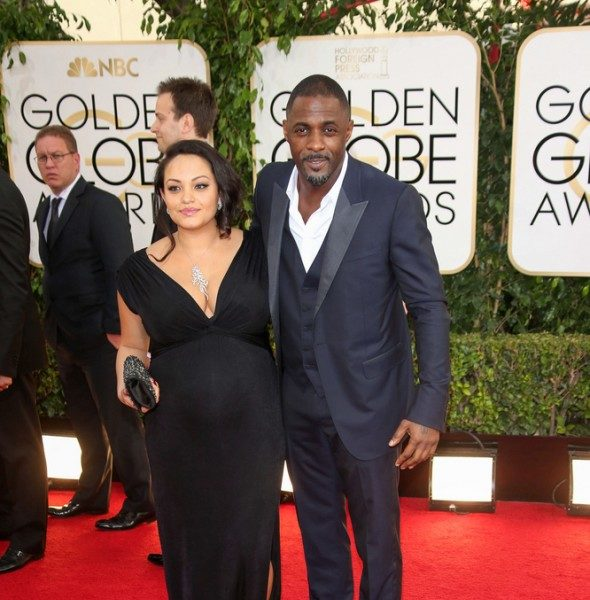 Idris Elba Splits From Baby Mama, Naiyana Garth