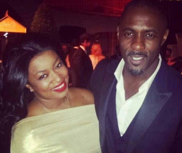 idris elba-manouschka guerrier-golden globes 2014-the jasmine brand