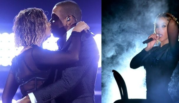 [WATCH] Beyoncé & Jay Z Open GRAMMYs With 'Drunk In Love' Performance