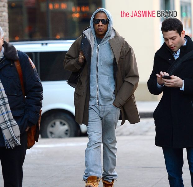 Regina King & Jay Z Hit NYC Streets, Tika Sumpter Debuts New Hair + Gabrielle Union Makes Sweating Hot!