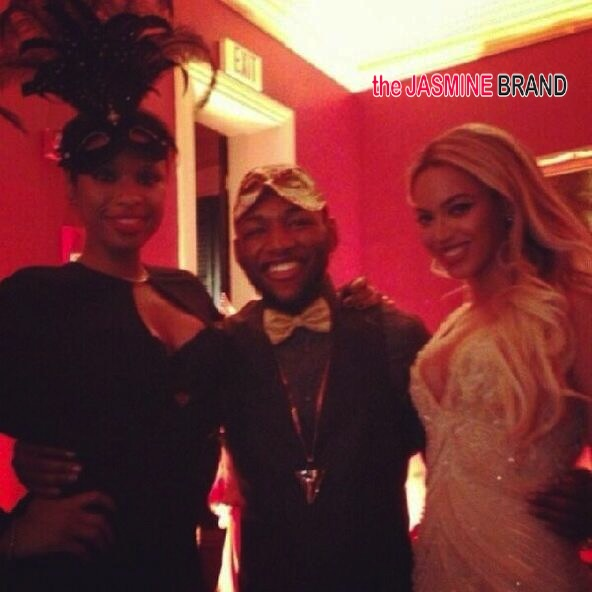 jennifer hudson-beyonce knowles-tina knowles 60th new orleans birthday-the jasmine brand