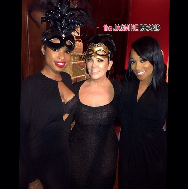 jhud-kris jenner-monica-tina knowles-60th birthday party-masquerade ball-the jasmine brand