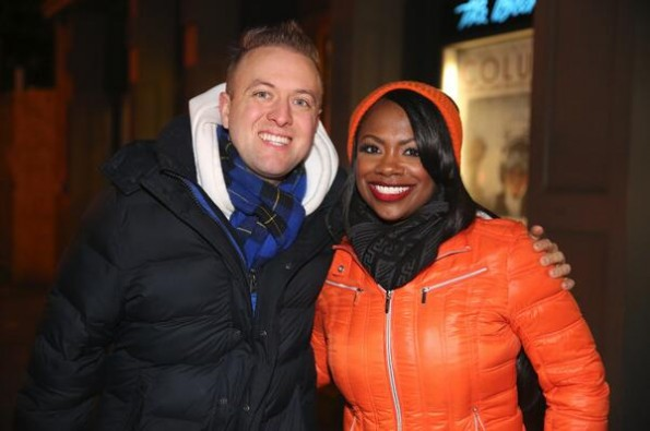 kandi burruss-poses with fans-off broadway musical-the jasmine brand