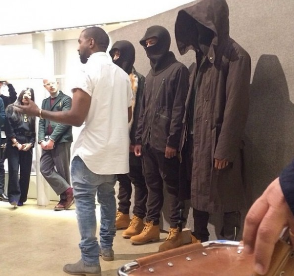 kanye west-presents at paris fashion week pfw 2014-the jasmine brand