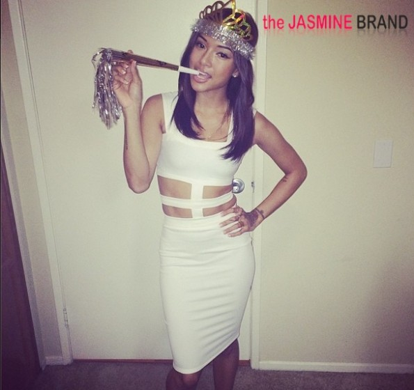 karrueche-happy new years eve 2014-the jasmine brand