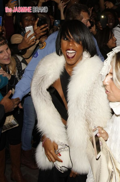 kelly rowland arrives-tina knowles-60th birthday party-masquerade ball-the jasmine brand