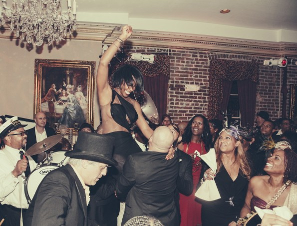 kelly rowland-dances-tina knowles-60th birthday party new orleans-the jasmine brand