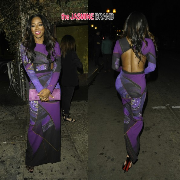kenya moore-birthday dress-ok magazine-the jasmine brand