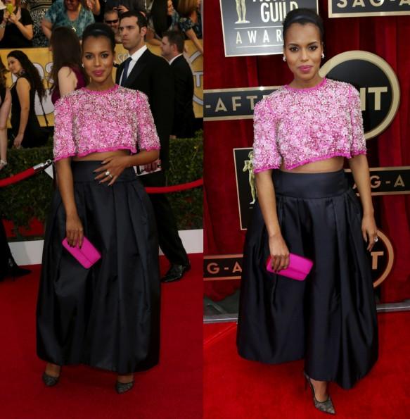 kerry washington-SAG Awards 2014-prada-the jasmine brand