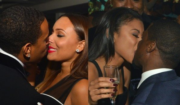 Date Night Overload! Kevin Hart's NYE Party Brings Out Celeb Couples Ludacris & Girlfriend Eudoxie, Big Tigger & Keshia Knight-Pulliam