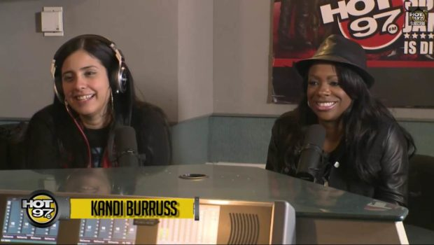 [WATCH] Kandi Burruss Says Fiance Will Sign Prenup, Confirms BRAVO Working on Wedding Special