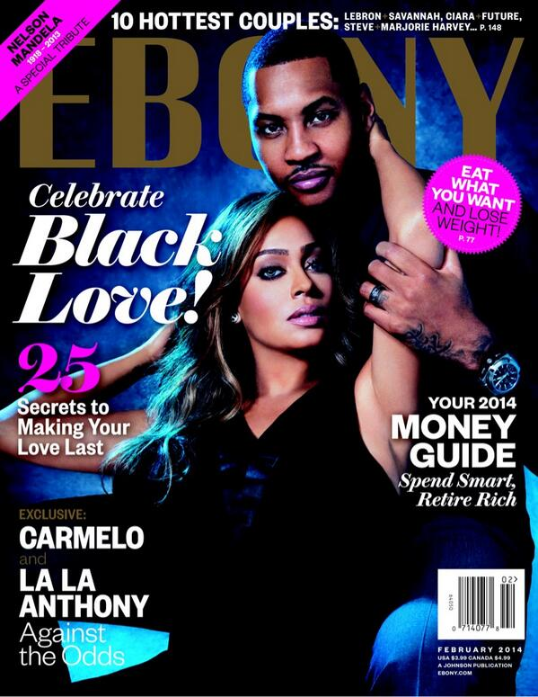 lala anthony-carmelo anthony-ebony valentines issue 2014-the jasmine brand