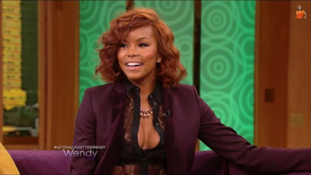 [VIDEO] No Sex For Me! LeToya Luckett Tells Wendy Williams Why She Doesn't Have A Man, Yet