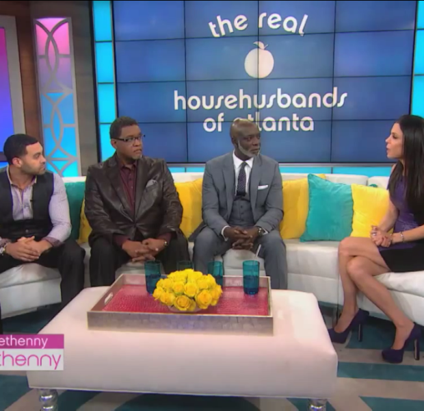 Paycheck Hustlin': Husbands Don't Get Paid On Real Housewives of Atlanta: We get perks & benefits.