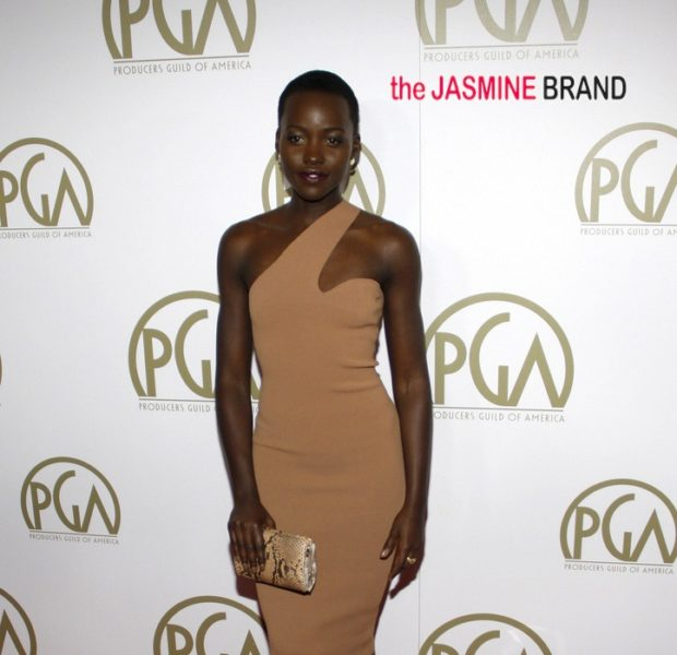 Red Carpet Stalking Lupita Nyong'o at Producers Guild of America, Niecy Nash at Entertainment Weekly + More!
