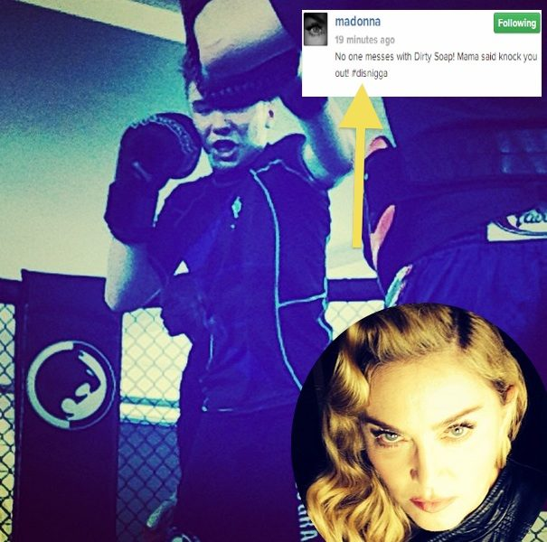 [UPDATED] Madonna Apologizes For Calling Son N*gg*: 'It was used as a term of endearment.'
