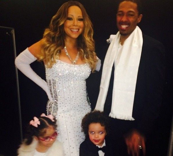 mariah carey new years eve 2014-the jasmine brand