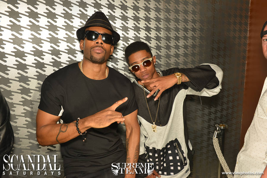 mario-lil twist-party at roxbury-the jasmine brand