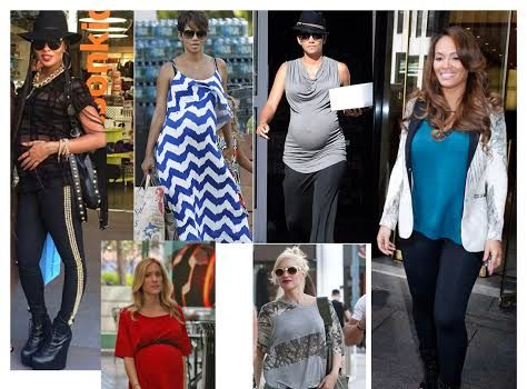 Top 3 Celebrity Maternity Fashion Finds