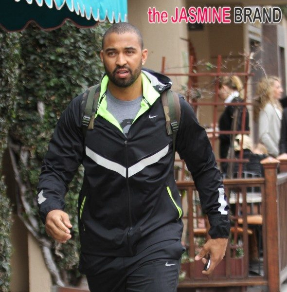 Matt Kemp Treks Through Beverly Hills, Cassie STANS for Stevie Wonder + Soledad O'Brien at 'Being Mary Jane' Premiere
