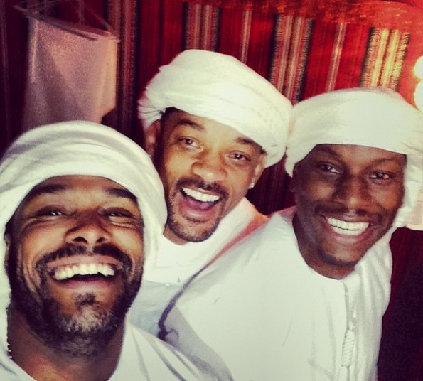 maxwell-tyrese-celebrates birthday in dubai-will smith-jada pinkett smith-the jasmine brand